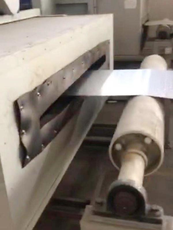 铝板连续氧化生产线产品的优点